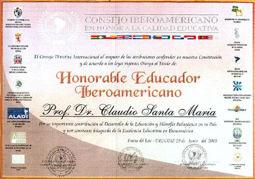 Diploma De Republica Dominicana